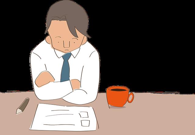 ブログが書けない7パターンの原因と解決策|考えすぎて書けない