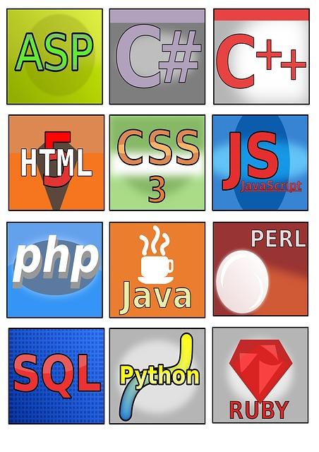 実際の開発で使われているプログラミング言語を目的別に紹介