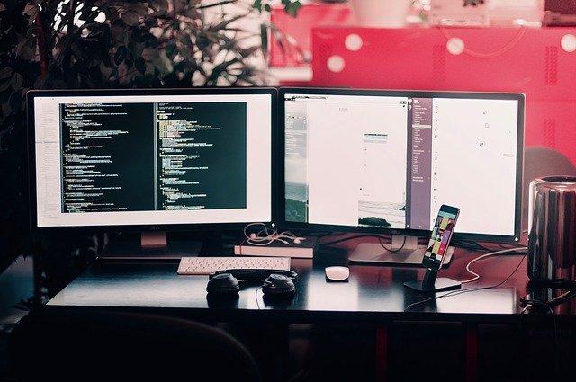 【作業効率爆上げ】プログラミングするならデュアルディスプレイ推奨